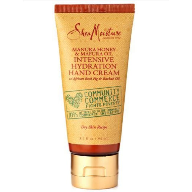 Shea Moisture - Manuka Honey & Mafura Oil Intensive Hydration Handcream 94 Ml