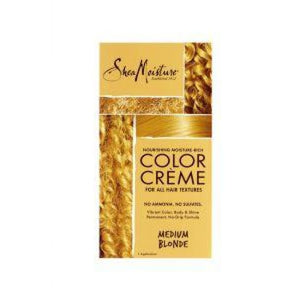 Shea Moisture - Nourishing Moisture - Rich Color Creme - Medium Blonde