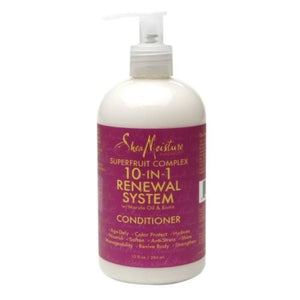 SHEA MOISTURE SUPERFRUIT COMPLEX 10 IN 1 SYSTEM CONDITIONER, 384 ML