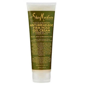 Shea Moisture Yucca & Plantain Anti-Breakage Firm Hold Gel Cream 237 Ml