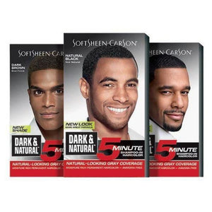 Softsheen | Carson Dark & Natural Permanent Mens Hair Color
