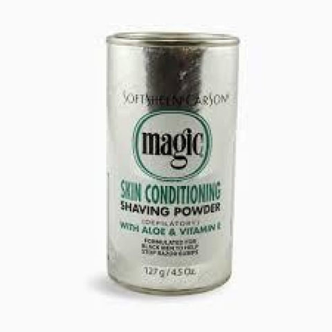 Softsheen-Carson Magic Skin Conditioning Shaving Powder