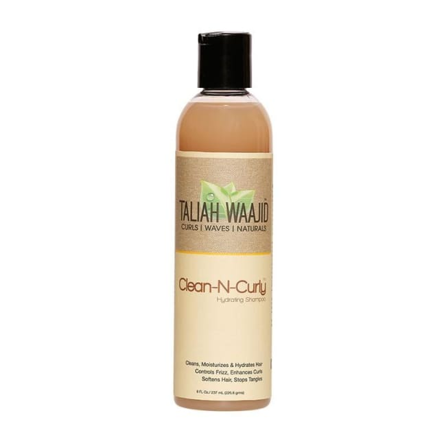 TALIAH WAAJID CLEAN-N-CURLY HYDRATING SHAMPOO, 237 ML