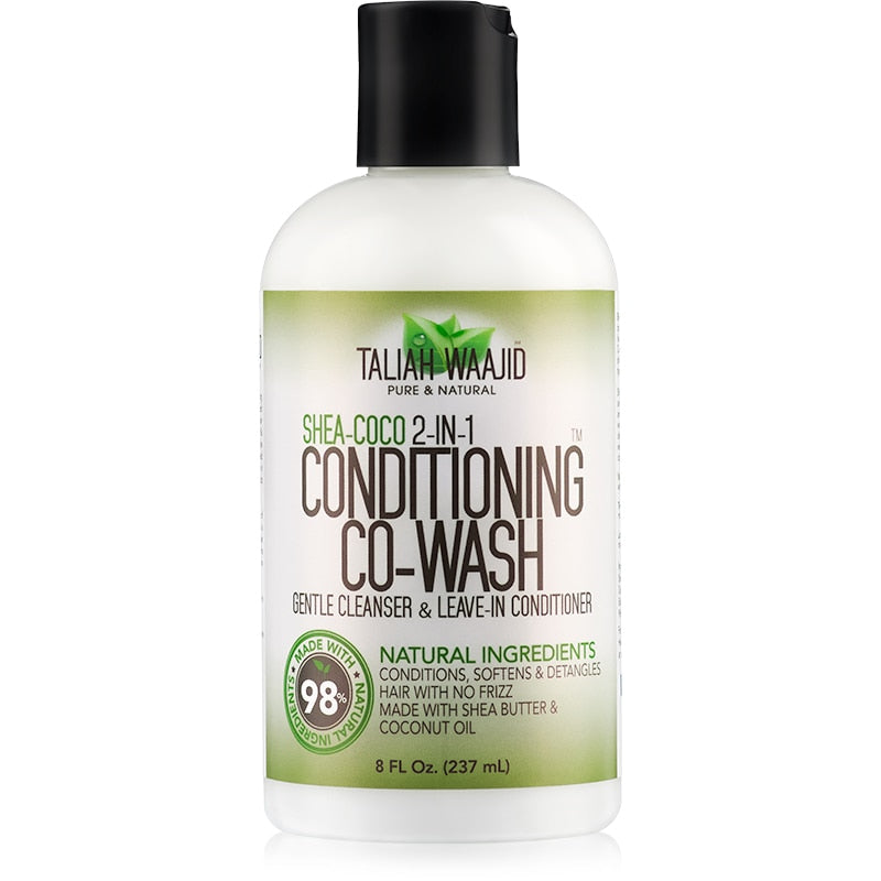 TALIAH WAAJID SHEA-COCO 2-IN-1 CONDITIONING CO-WASH, 237 ML