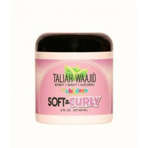 Taliah Waajid Soft & Curly For Children Natural Hair 236 Ml