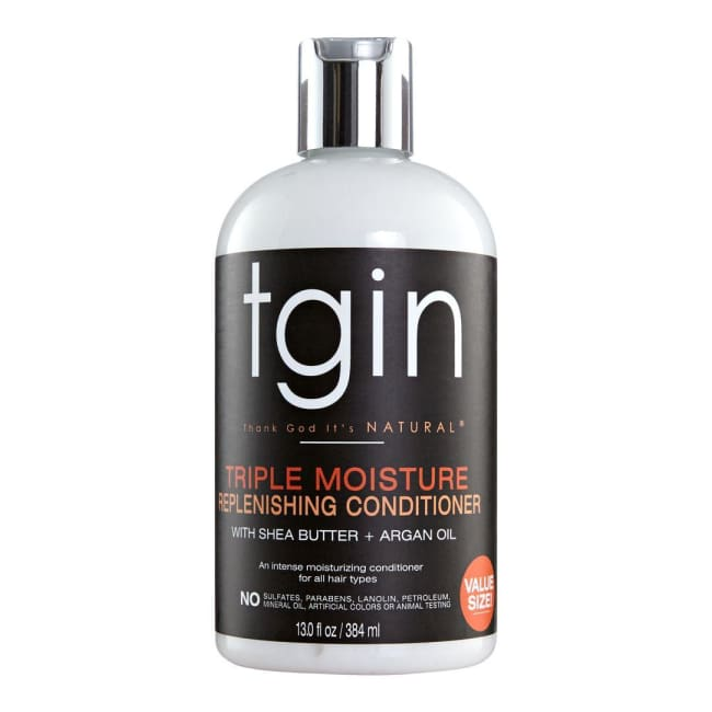 TGIN TRIPLE MOISTURE REPLENISHING CONDITIONER, 384 ML