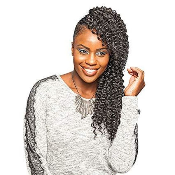 Urban - Spiral Crochet Braids