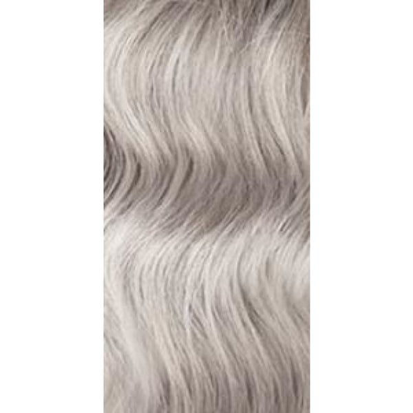 Urban - Spiral Crochet Braids - Light Silver