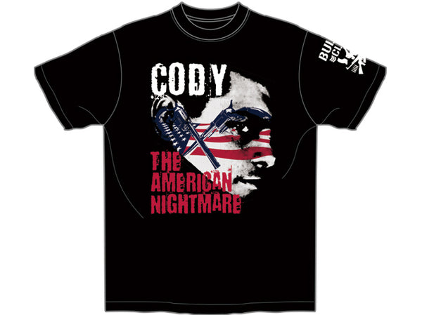 "Cody ' The American Nightmare ""Revolver"" ' T-Shirt"