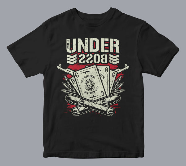 The Underboss - Toks Fale 'The Underboss - 2019'  Shirt