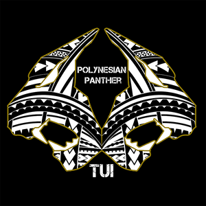 Mark Tui - 'Polynesian Panther' T-Shirt