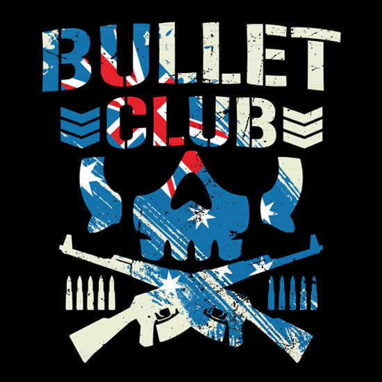 Bullet Club T-Shirt - Australian Edition