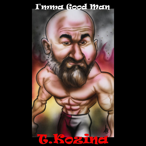 Tony Kozina 'I'mma Good Man' T-Shirt