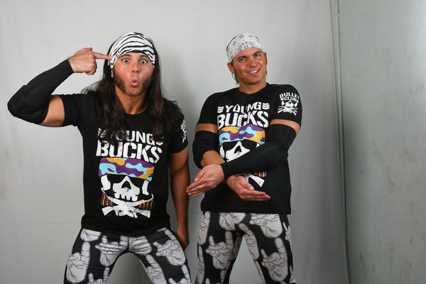 Young Bucks Bullet Club T-Shirt