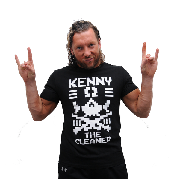 Kenny Omega 'The Cleaner' T-Shirt