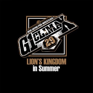 G1 Climax 29 - Official T-Shirt