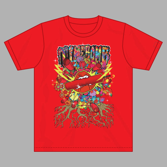 Hiromu Takahashi 'Timebomb Goes BLOOM' T-Shirt