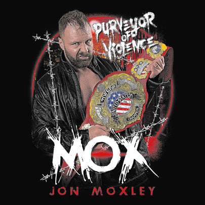 Jon Moxley - Picture T-shirt