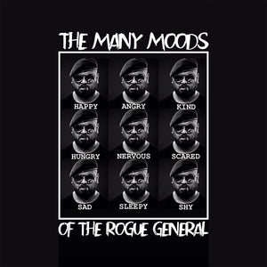 Rogue General - Toks Fale 'Many Moods' Shirt
