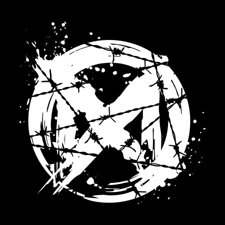 "Jon Moxley - ""Barbed Wire"" T-shirt"