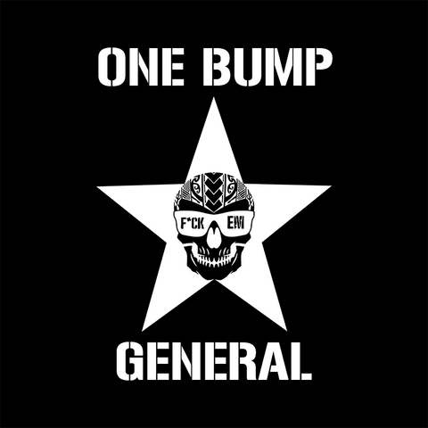 The Underboss - Toks Fale 'One Bump General' T-Shirt