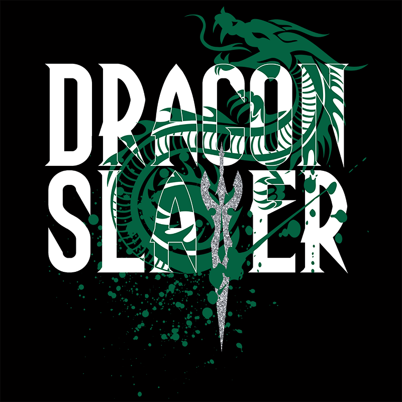 Will Ospreay 'Dragon Slayer' T-Shirt