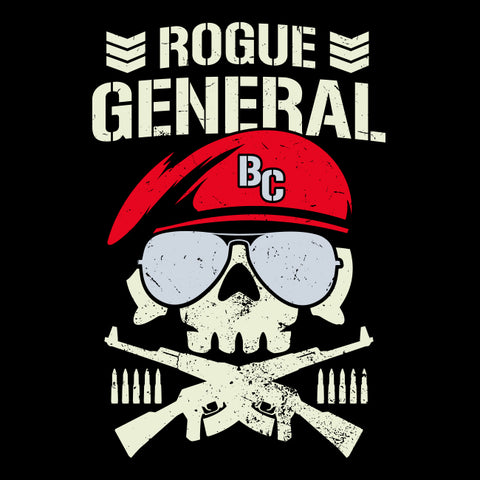 Rogue General - Toks Fale 'Bullet Club' Shirt