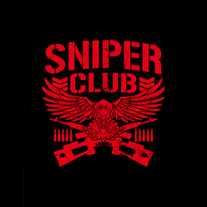 "Robbie Eagles ""Sniper Club"" T-Shirt"