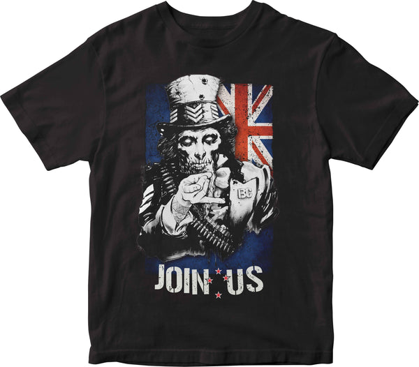 BCOG Join Us - 'New Zealand' T-Shirt