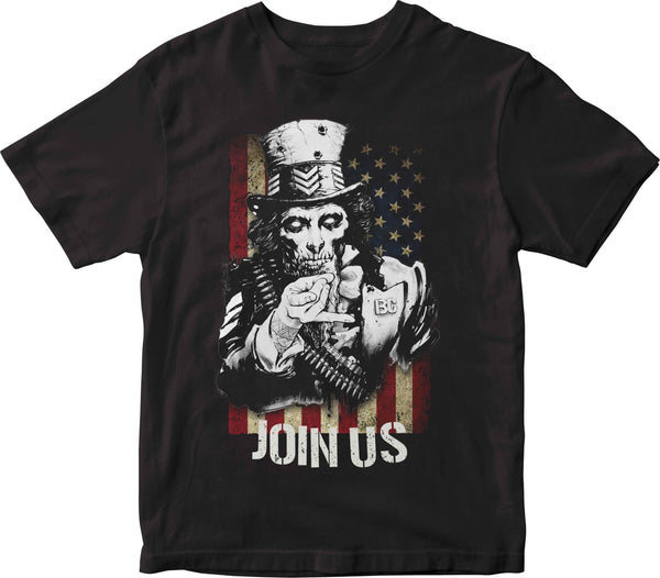 BCOG Join Us - 'USA' T-Shirt