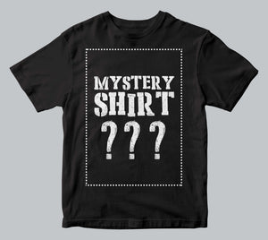 [Tour Clearance] Mystery T-Shirt