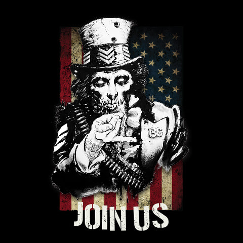 Join Us - 'USA' T-Shirt