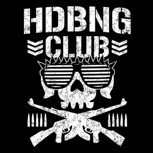 El Phantasmo 'HDBNG Club' T-Shirt