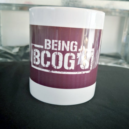 'BEING THE BCOG's' Mug