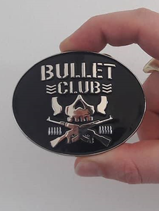 Bullet Club Belt Buckle