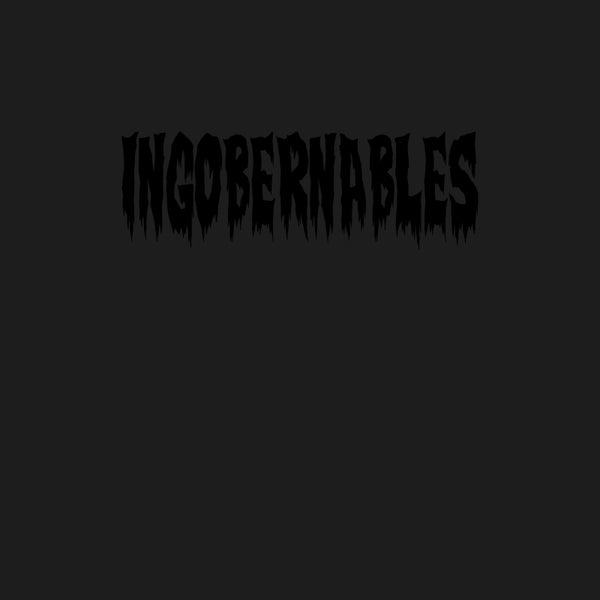 Los Ingobernables de Japon Black-On-Black T-Shirt