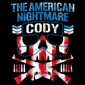 Cody 'American Nightmare' T-Shirt