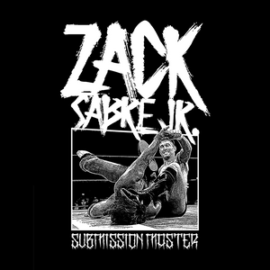 Zack Sabre Jr 'Submission Master' T-Shirt