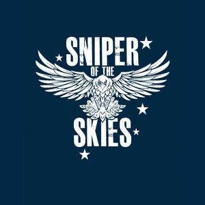 "Robbie Eagles ""Sniper Of The Skies"" T-Shirt"