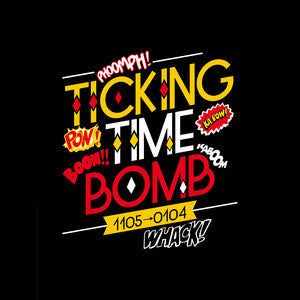 Hiromu Takahashi 'Ticking Time Bomb' T-Shirt