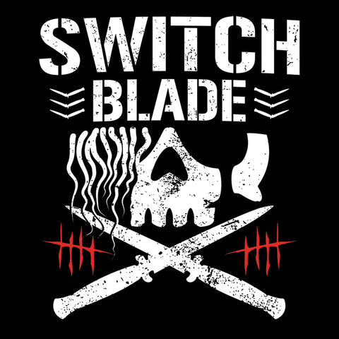 Jay White 'Switchblade BC' T-Shirt