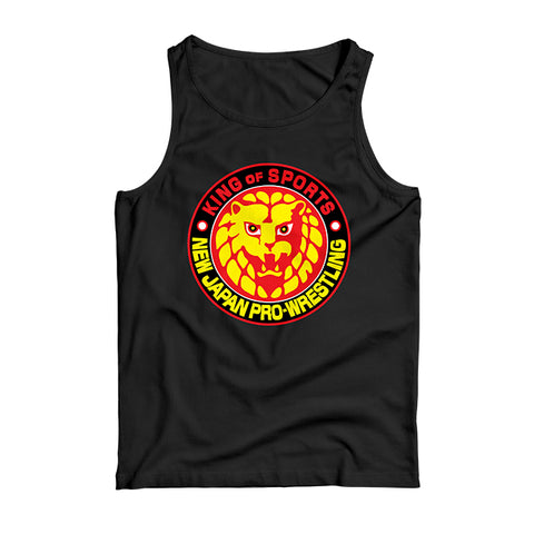 NJPW Lion Mark - Tank Top