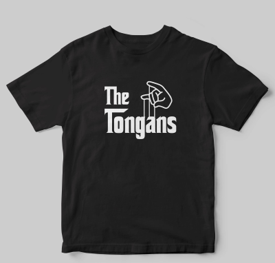 """The Tongans"" T-Shirt"