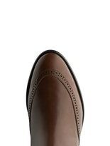 Cabell - Chestnut Leather