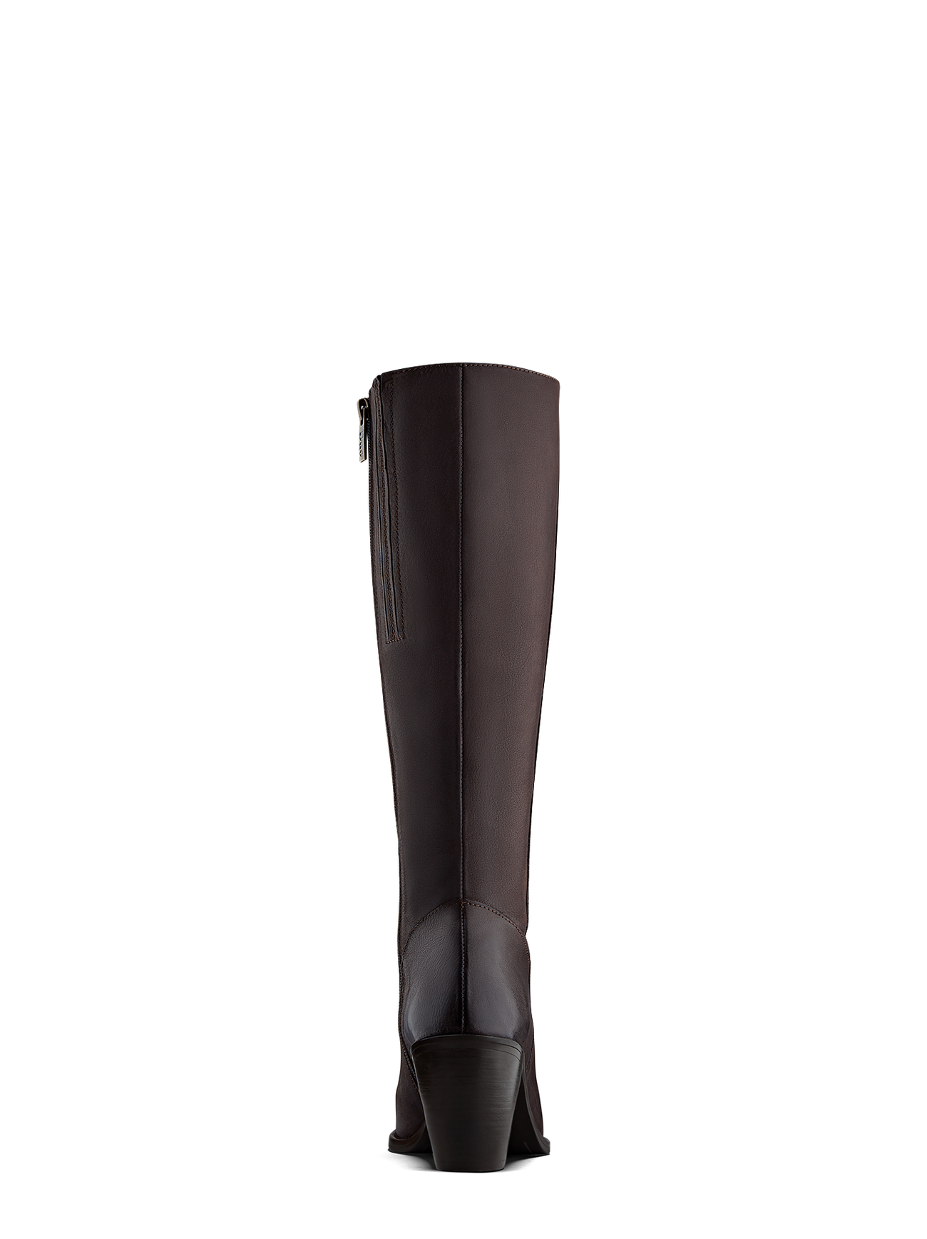 This easy to wear boot features a mid-height Cuban heel, a timeless style.