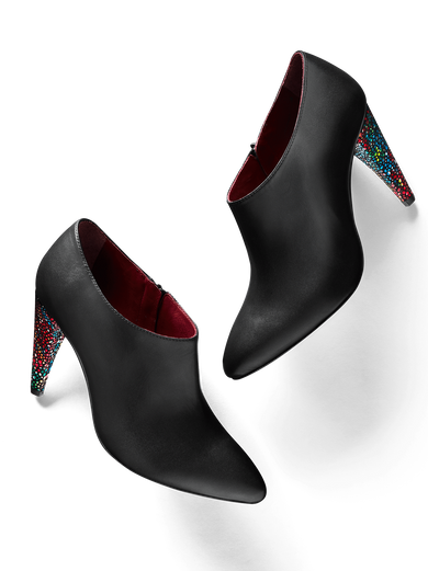 Kingsmead has a flattering topline, soft leather lining and a statement heel.