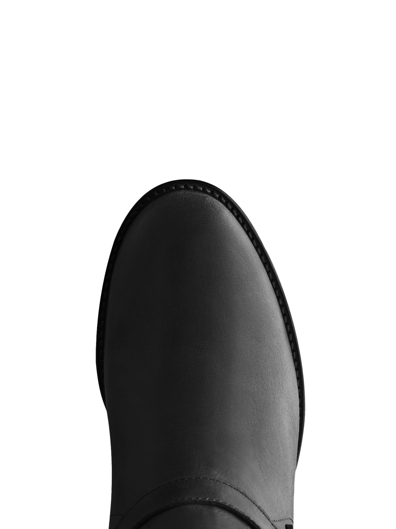 Sherwood features a smooth round toe and a gentle tread sole.