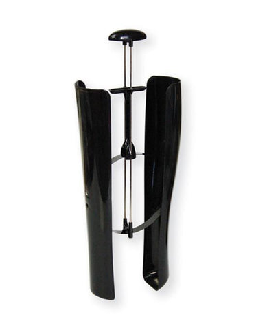 Boot Trees  - Boot shapers to store your boots upright.