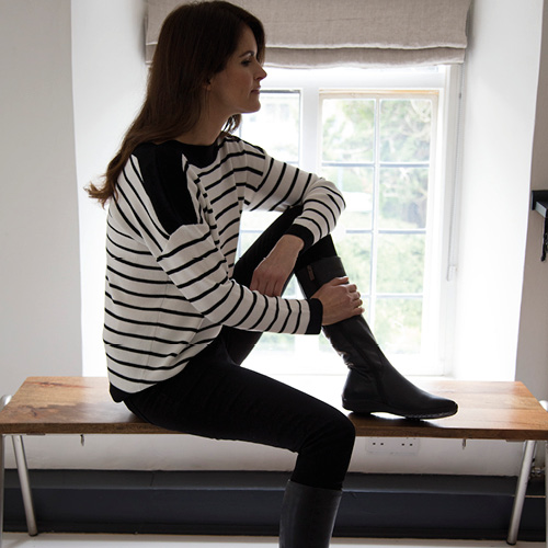How to wear: Malvern Knee High Boots