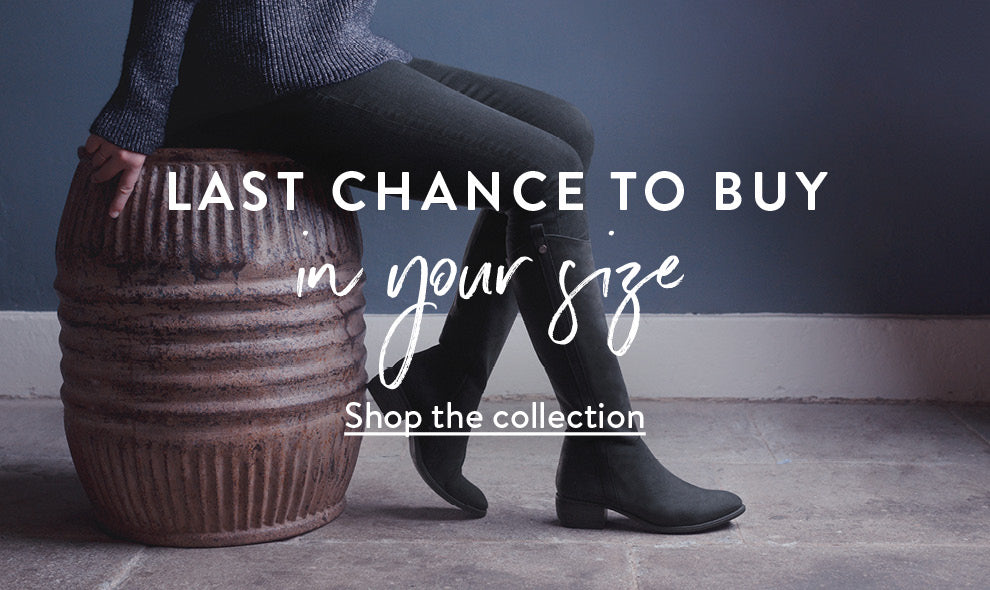 Last chance to buy collection